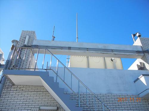 建築物の外部